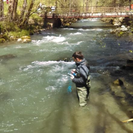 Surveillance des micropolluants dans les rivières