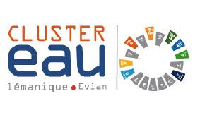 logo cluster eau