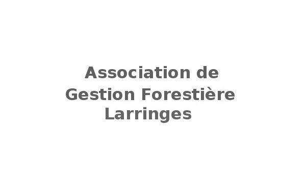 Association gestion forestière Larringes