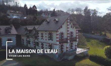Vidéo : Présentation du Cluster Eau Lémanique Evian