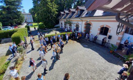 Inauguration de la Maison de l'eau