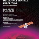 Conférence de l'Agence Spatiale Européenne (ESA) à Evian-les-Bains – 8 novembre 2021 de 17h30 à 18h30